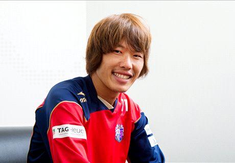 Give A Shout!: จุมเป คุซุคามิ