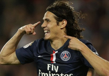 Transfer Talk: Arsenal lead Cavani chase