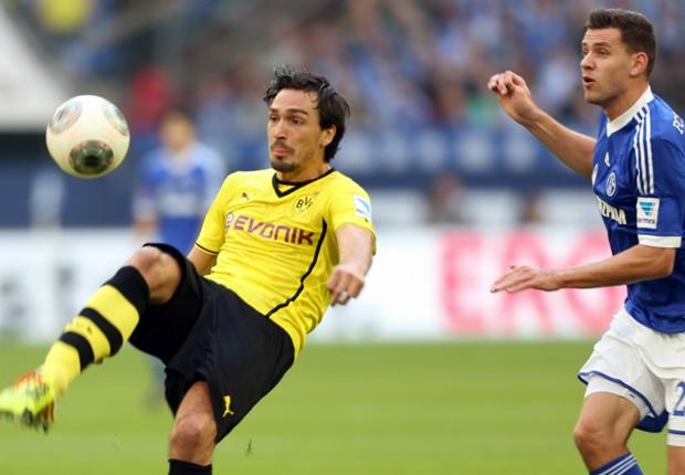 Schalke 2-1 Borussia Dortmund: BVB slump to derby defeat
