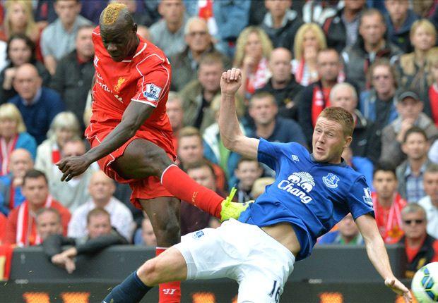 Liverpool 1-1 Everton : Everton arrache le nul à Liverpool