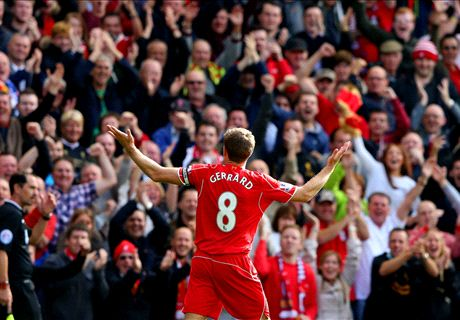 Gerrard: I'm not finished yet