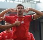 Gallery: Steven Gerrard's derby goals