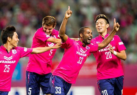 Report: Cerezo Osaka 1-0 Urawa Reds