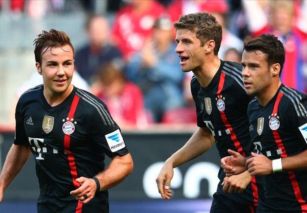 In Köln feierten die Bayern den ersten Auwärtssieg der Saison