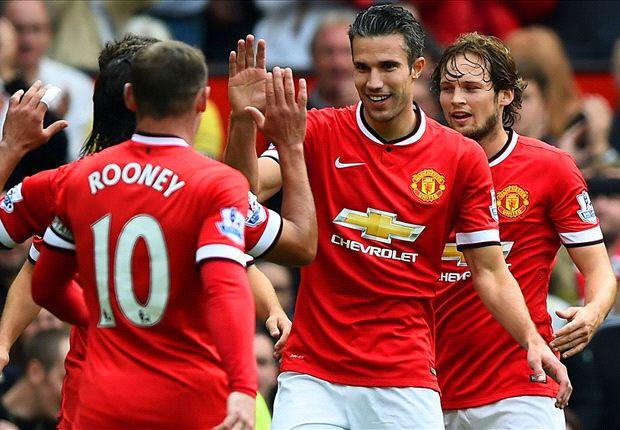 Manchester United 2-1 West Ham: Hosts hang on despite Rooney red