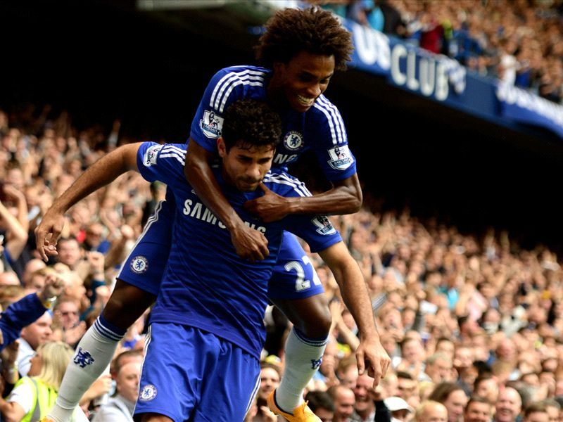 Real Madrid & Chelsea are the goal machines of Europe