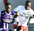 Match Report: Toulouse 1-1 PSG