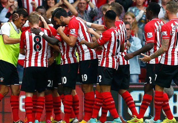 Southampton 2-1 QPR: Pelle screamer keeps Saints marching on