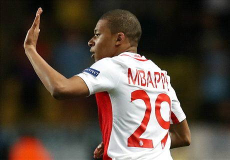 RUMOURS: £96m Mbappe bid rejected