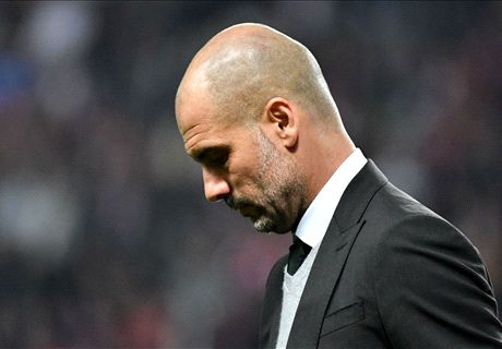 Guardiola has failed to live up to City hype