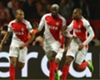 Monaco 3 Man City 1 (6-6 agg)