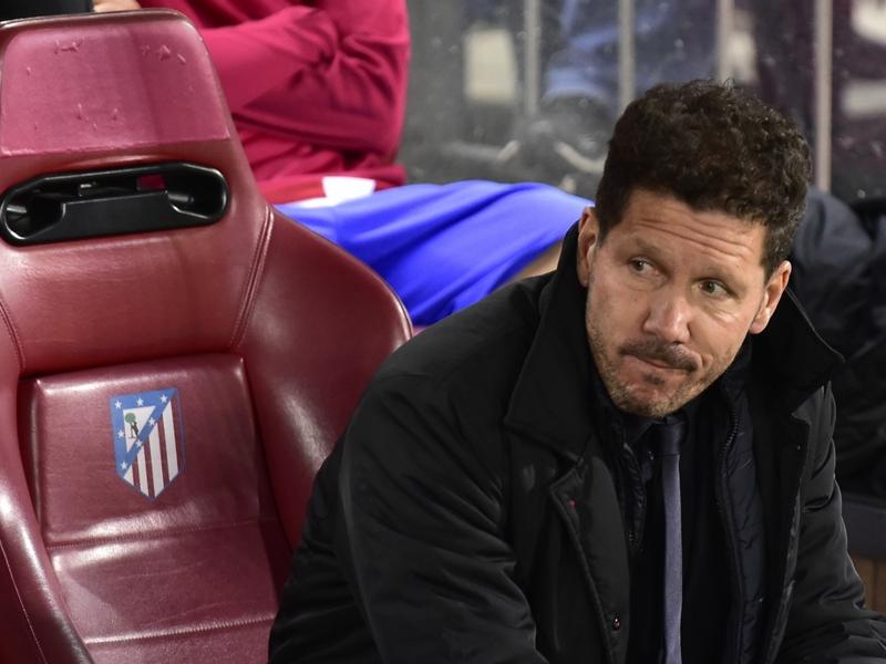 Diego Simeone ne veut pas recruter son fils à l'Atlético Madrid
