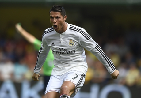 Villarreal 0-2 Real Madrid: Ronaldo scores