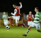 Gallery: Friday's Airtricity League action