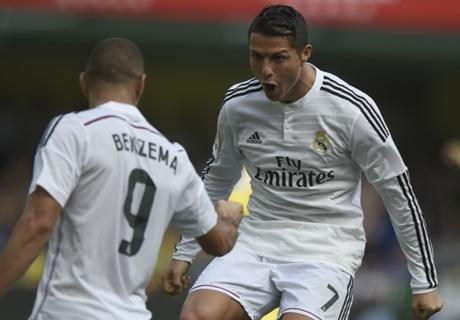 Noten: Täglich grüßt Cristiano Ronaldo