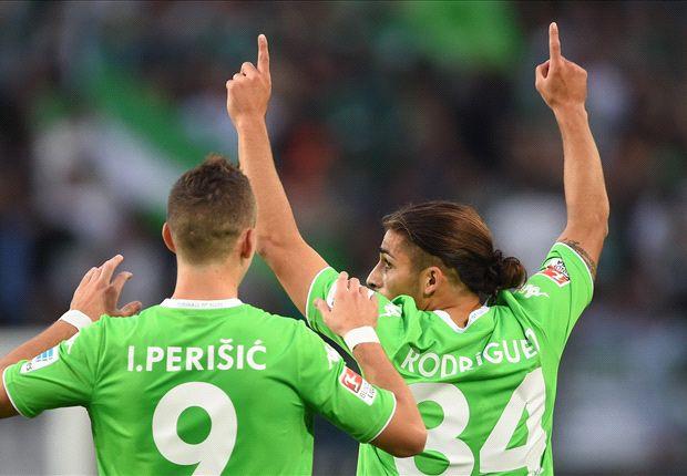 Ricardo Rodriguez traf gegen Werder Bremen zum zwischenzeitlichen 1:0