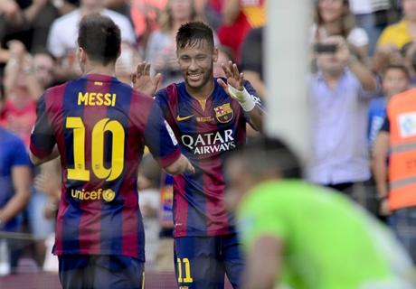 Zubi: Messi & Neymar beyond outstanding