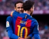 'Neymar on same level as Messi'