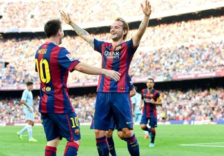 Player Ratings: Barcelona 6-0 Granada