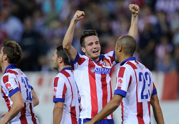 Atletico Madrid 4-0 Sevilla