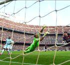 El recorrido del gol 400 de Lionel Messi