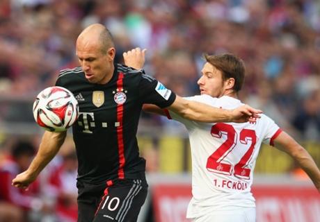 Previa Bundesliga: Bayern - Colonia