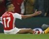 Opstellingen: Arsenal - Galatasaray