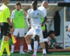 Boakye-Yiadom sees red in defeat