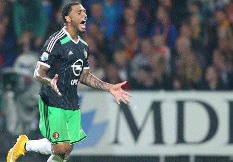 Feyenoord moeizaam langs NAC