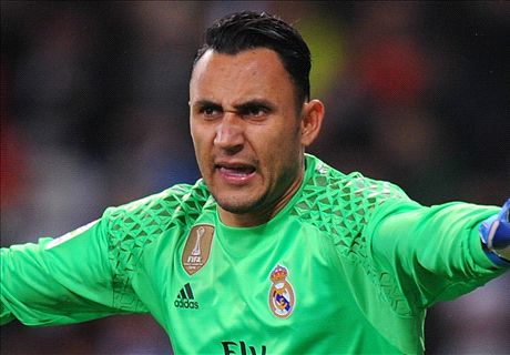 RUMORS: City targeting Keylor?