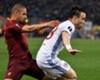 """Valbuena omaggia Totti: """"Un onore averti incontrato"""""""