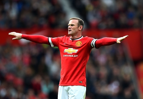 Van Gaal: Falcao out, Rooney in for derby