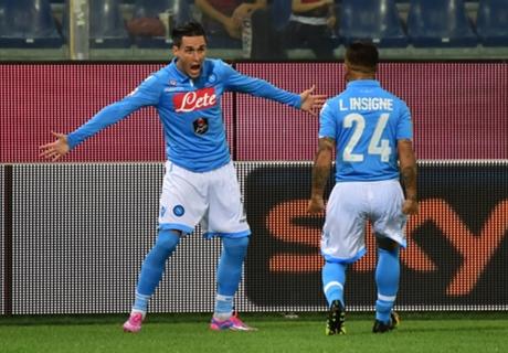 Serie A, Naples retrouve le chemin du succès