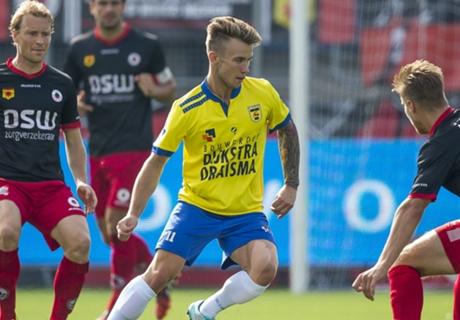 Rusnak Sepakat Gabung FC Groningen