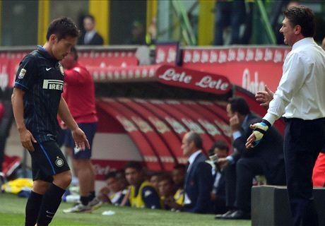 Inter still far behind Juve & Roma