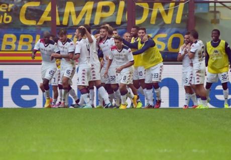 Inter 1-4 Cagliari: Ekdal trio