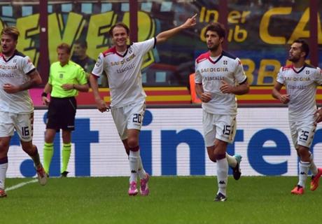 Avec un triplé, Albin Ekdal fait plier l'Inter