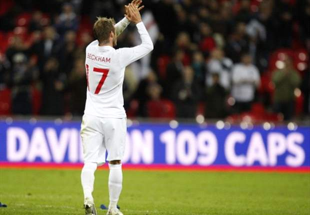 Goal.com 1-2-1: David Beckham Hoping For Fabio Capello's World Cup Call-Up – And He Deserves It
