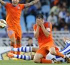 Résumé de match, Real Sociedad-Valence (1-1)