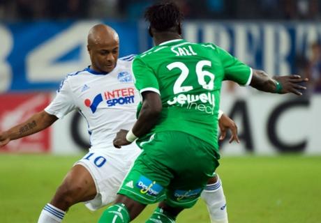 Ligue 1, 8ª - Il Marsiglia solo in vetta