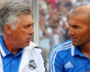 Zidane welcomes Ancelotti reunion