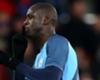 Yaya Toure Tak Ingin Kalah Di Derby Manchester