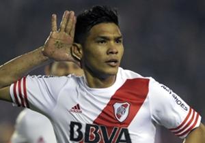 River lo quiere mantener para jugar la Copa Libertadores, pero Teo Gutiérrez dijo que quería irse a Europa. ¿Se le dará en este mercado de pases?