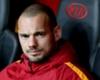 Sneijder, Fenerbahçe'ye bir gol daha atarsa tarihe geçecek