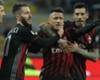 Montella sets AC Milan target