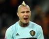 Roma star Nainggolan returns to Belgium squad as Kompany misses out