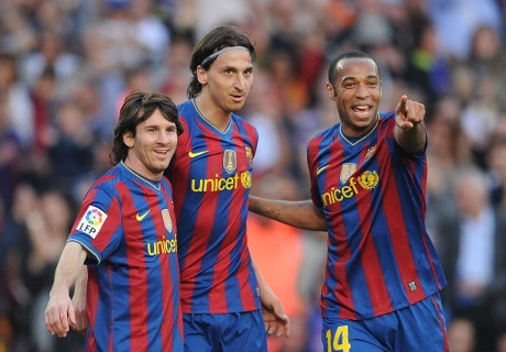 How striker signings fared with Messi