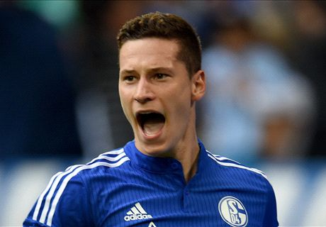 Draxler going nowhere, warn Schalke