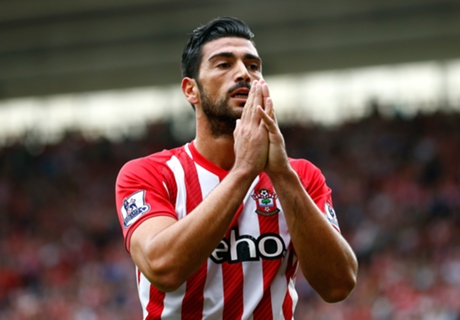 Pelle called up by Italy, Balotelli out