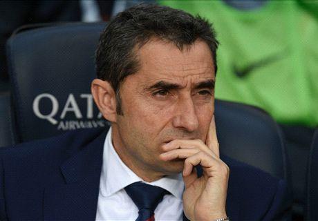 El Barça desmiente contactos por Valverde